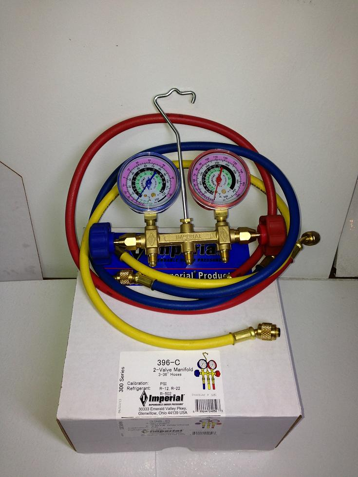 Manifold Imperial 396-C